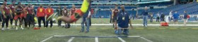 NFL Combine Broad Jump